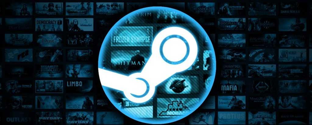 بازیهای شبکه استیم در سایت سرگرمی