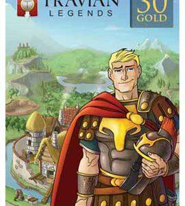 30 طلای بازی تراوین