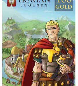 100 طلای بازی تراوین