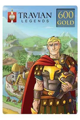 600 طلای بازی تراوین