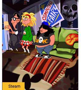 Day of the Tentacle Remastered - Steam