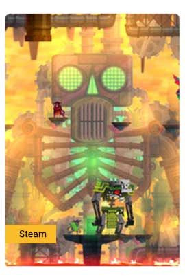 Guacamelee Super Turbo Championship Edition - Steam