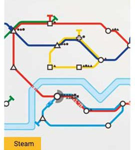 Mini Metro - Steam