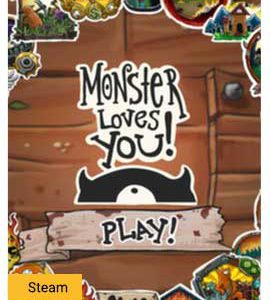 Monster Loves You - Steam