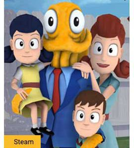 Octodad Dadliest Catch - Steam