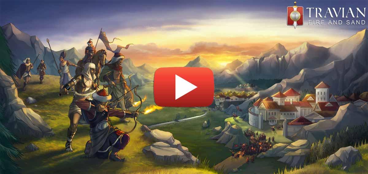 تریلر جدید بازی تراوین - نسخه آتش و شن