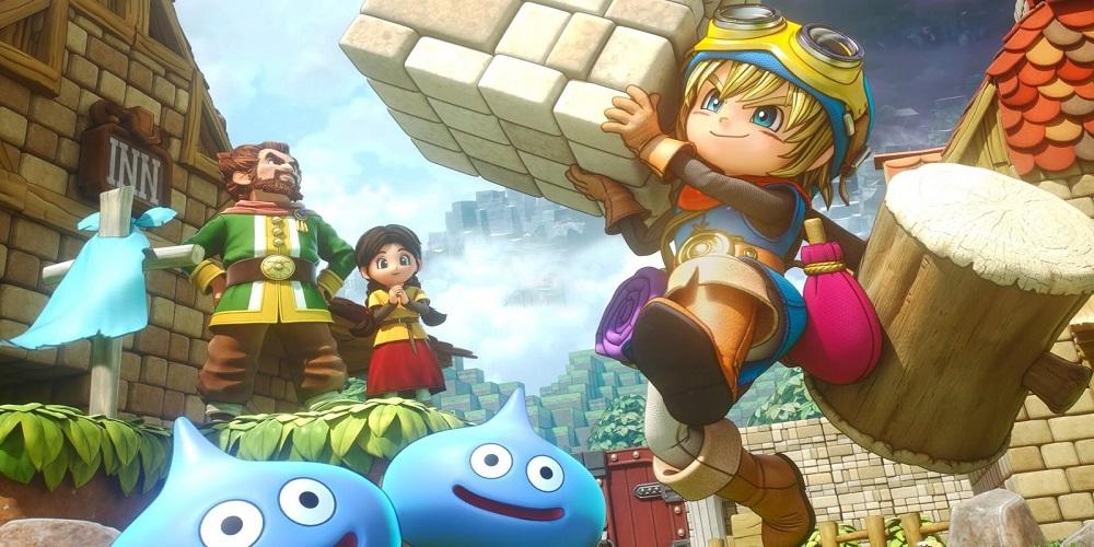 بازی Dragon Quest Builders