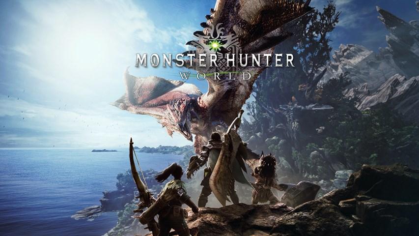 نسخه ایکس باکس وان ایکس بازی Monster Hunter World