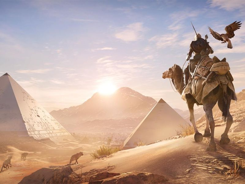 Assassin's Creed Origins -ایکس باکس وان