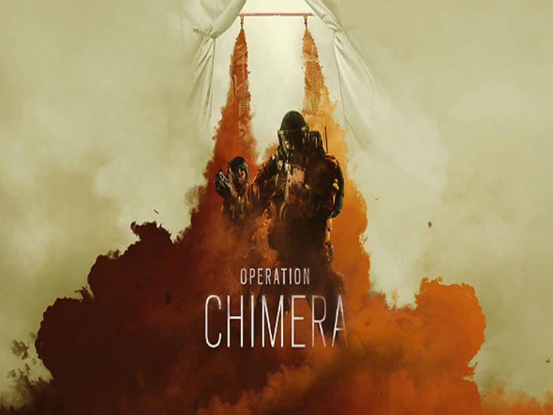 بازی Rainbow Six Siege Chimera