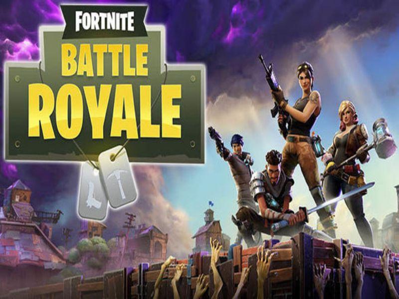 بازی Fornite: Battle Royale