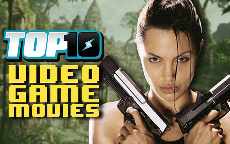 فیلمهای ساخته شده بر اساس بازی مشهور