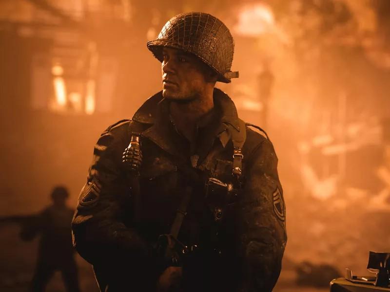 دی ال سی War Machine بازی Call Of Duty WWII معرفی شد