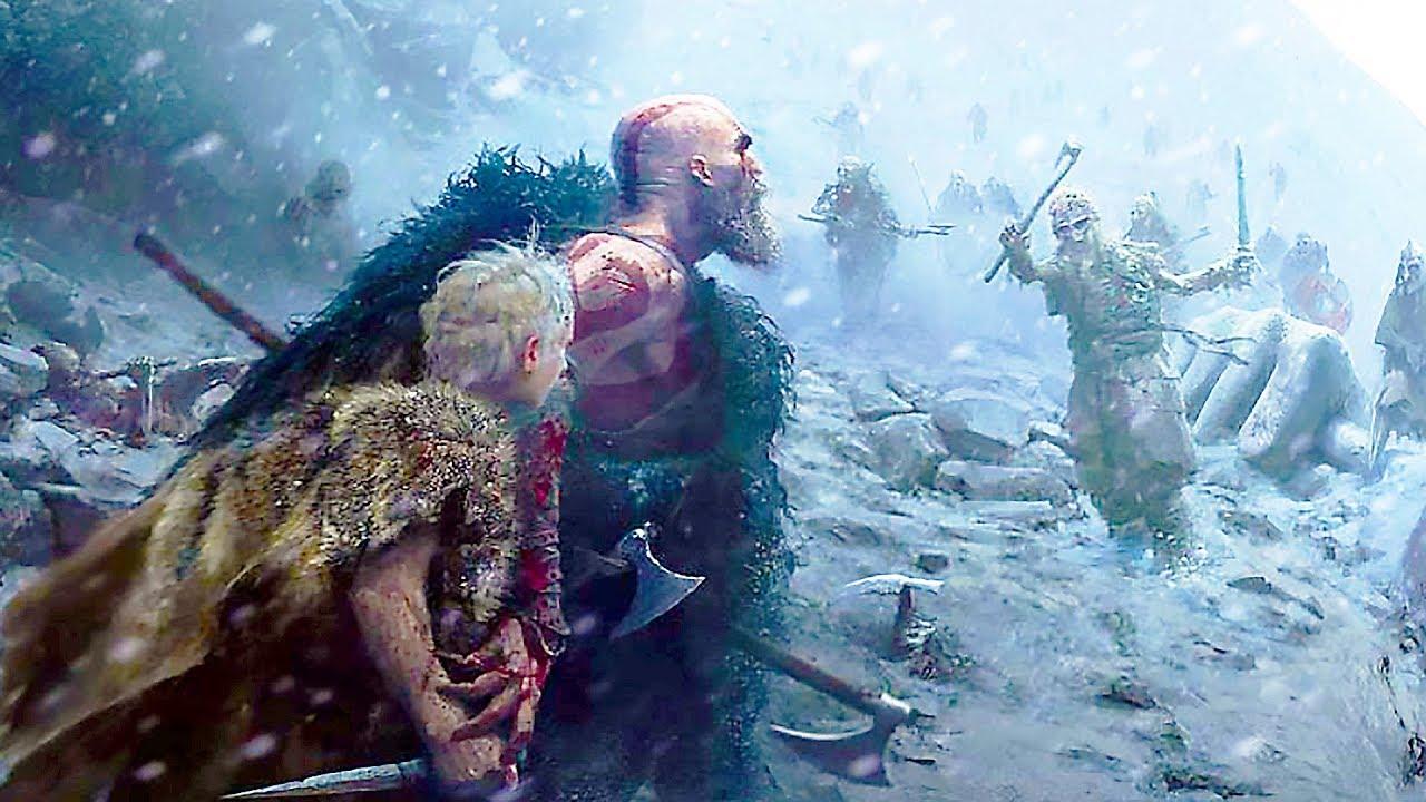 god of war 4 - 1280×720