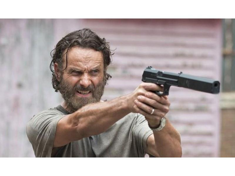 اندرو لینکلن از سریال Walking Dead در فصل 9 جدا میشود - سرگرمی