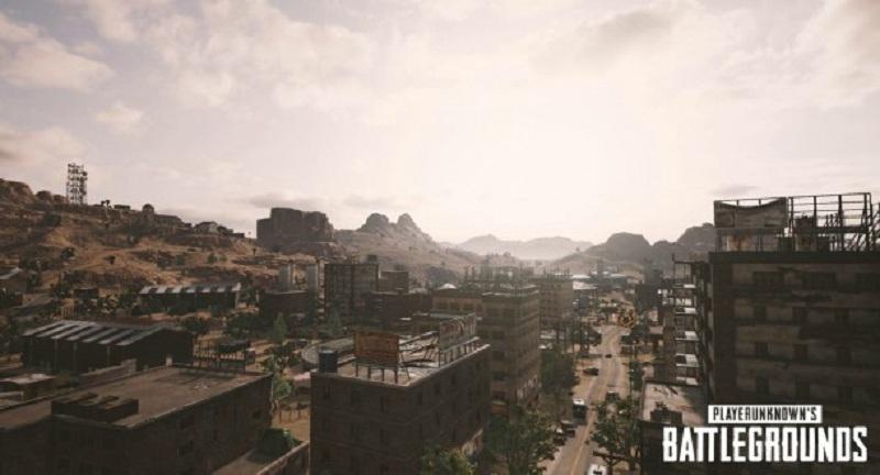 نقشه Miramar بازی PlayerUnknown's Battlegrounds در دسترس کاربران Xbox One