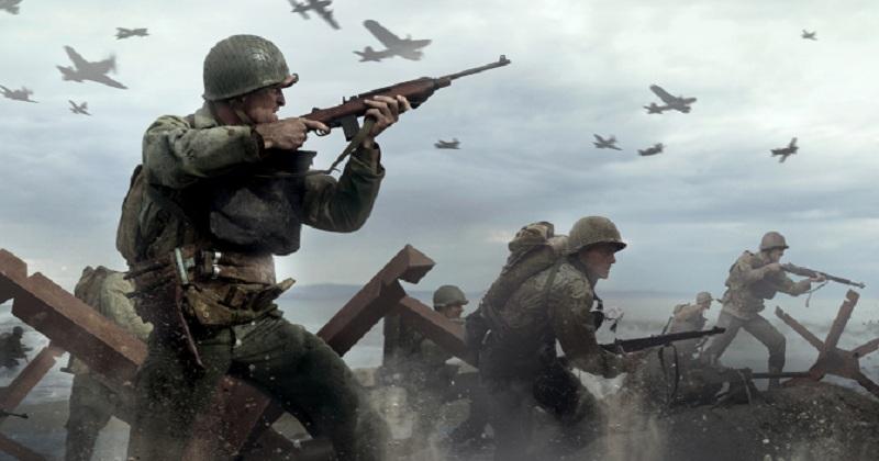 بستهی شخصی سازی C.O.D.E. Fear Not برای بازی Call of Duty: WWII معرفی شد - سرگرمی