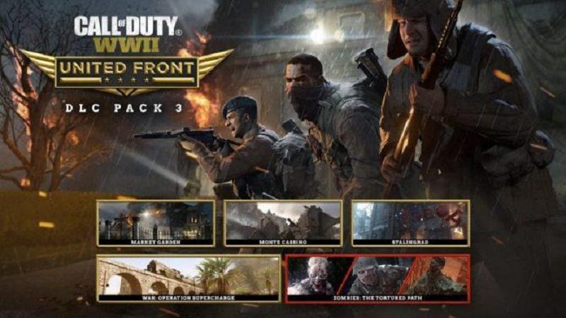 تریلر بسته الحاقی The United Front بازی Call of Duty: WWII با محوریت Nazi Zombies منتشر شد - سرگرمی