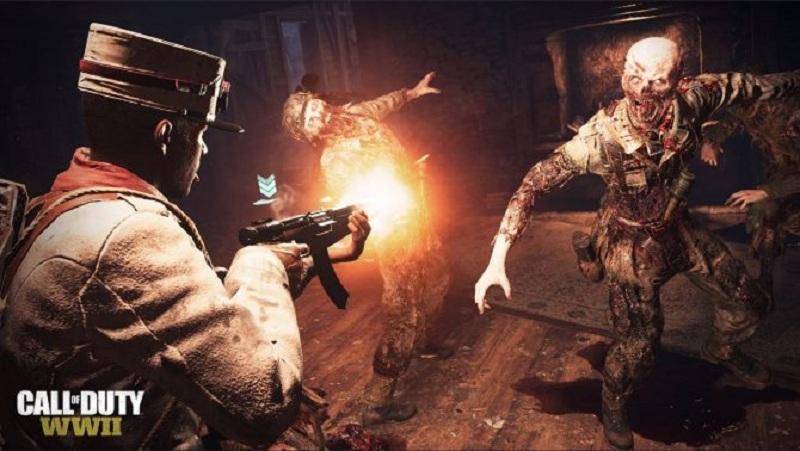 حالت زامبی محور Hordepoint به بازی Call of Duty: WWII اضافه شد - سرگرمی