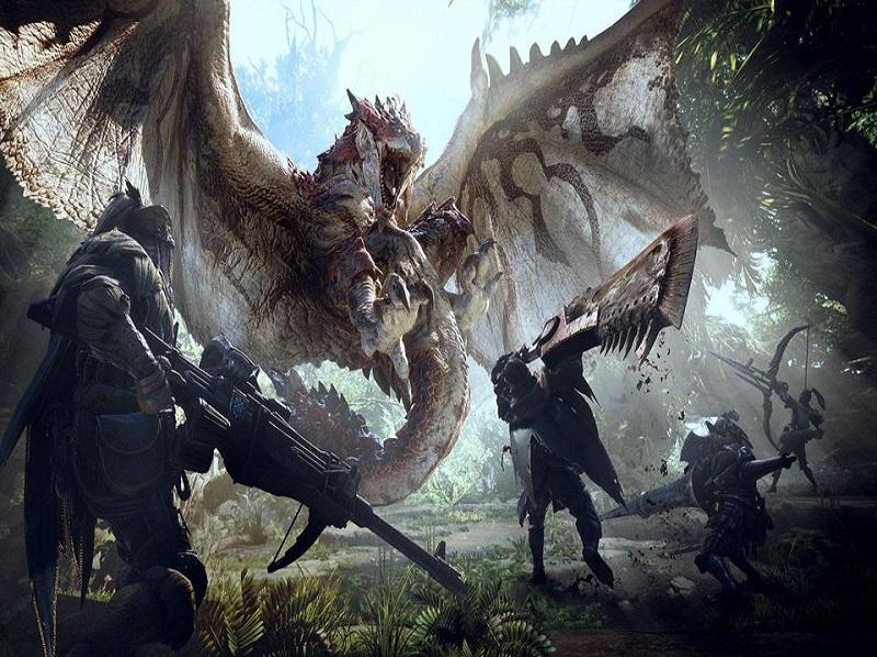 کپکام: انتشار بازی Monster Hunter World بر روی سوئیچ غیر ممکن است - سرگرمی