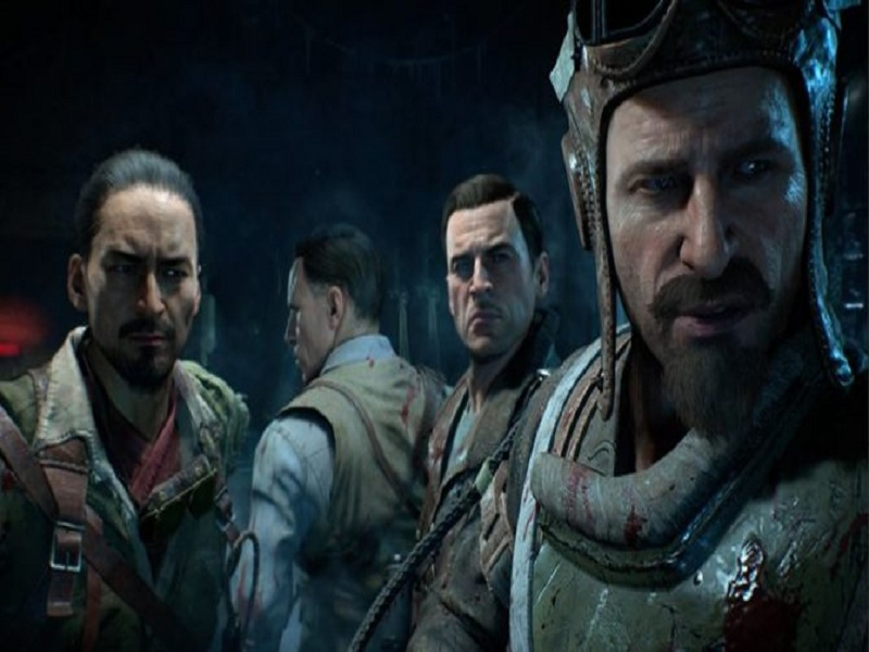 حالت زامبی بازی Call of Duty: Black Ops 4