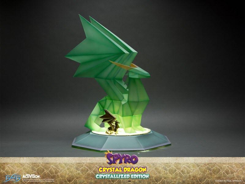 آخرین فرصت پیش خرید مجسمهی کریستالی Spyro تا فرداست - سرگرمی