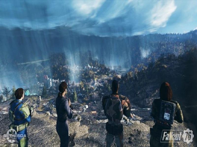 تازهترین تریلر بازی Fallout 76 با محوریت تعامل بازیکنان با همدیگر منتشر شد - سرگرمی