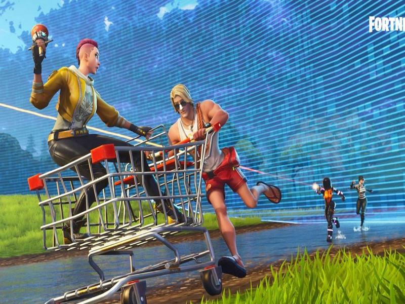 آپدیت هفتگی بازی Fortnite شامل یک اسلحه و حالت جدید منتشر شد - سرگرمی