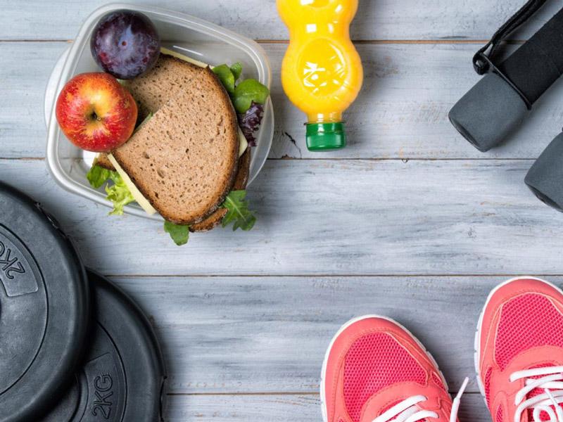 خوردن صبحانه قبل یا بعد از ورزش مسئله این است- سرگرمی