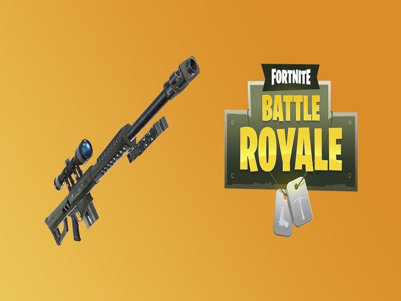یک سلاح تازه به حالت بتل رویال بازی Fortnite اضافه خواهد شد - سرگرمی