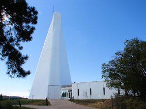 رصدخانه خورشیدی نیومکزیکو