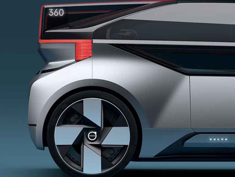 همکاری ولوو و انویدیا برای ساختن خودروهایی هوشمندتر- سرگرمی
