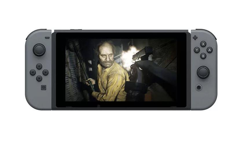 برنامه بعدی کمپانی Capcom برای نینتندو سوییچ بعد از Resident Evil 7 چیست؟