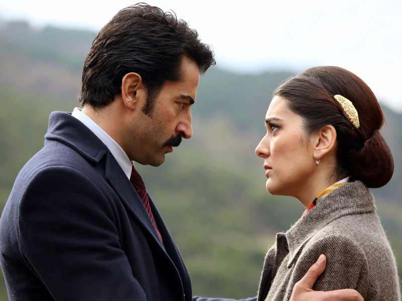 ساختههای تلویزیونی ترکیه