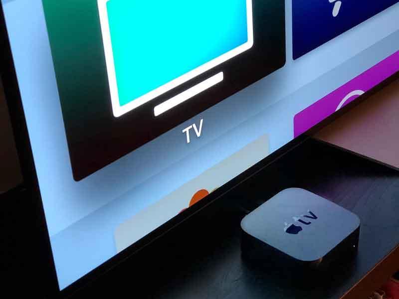 سرویس اشتراکی تلویزیون اپل
