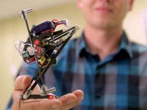 با Salto-1P ربات جهنده آشنا شوید- سرگرمی