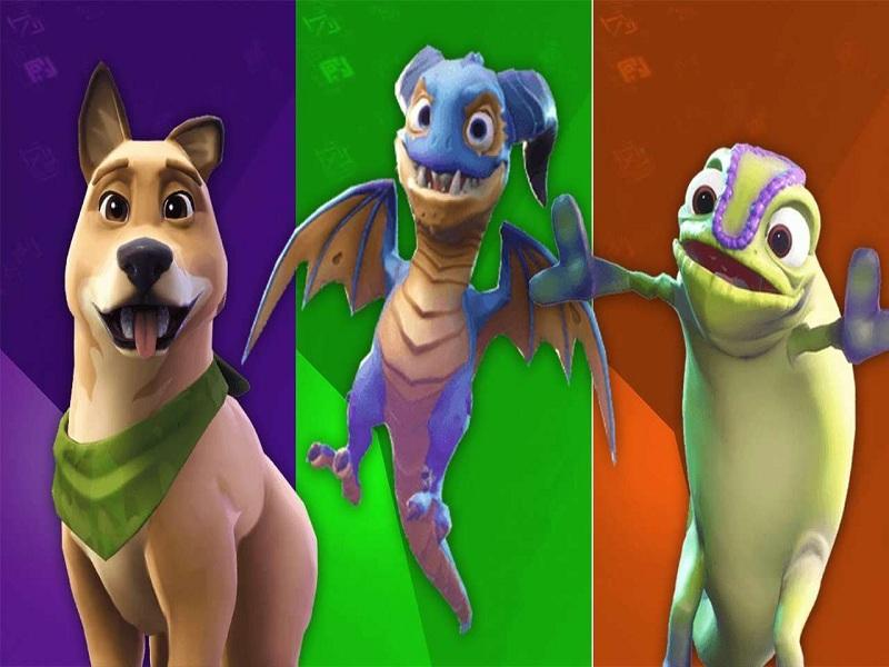 در فصل ششم بازی فورتنایت شاهد حضور سه حیوان خانگی جذاب هستیم - سرگرمی