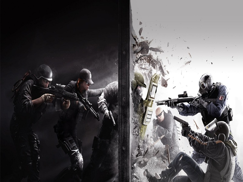 بازی Tom Clancy's Rainbow Six: Siege