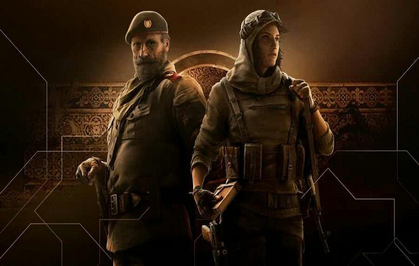 آپدیت Operation Wind Bastion