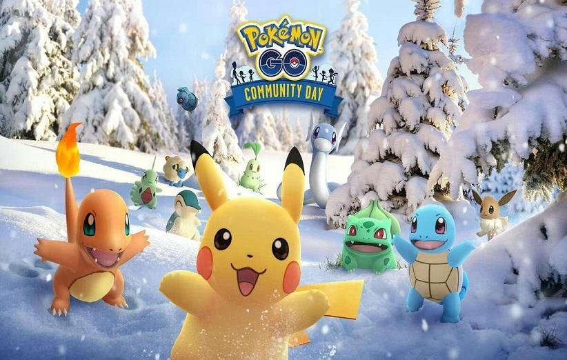 رویداد Community Day ماه دسامبر بازی Pokemon Go معرفی شد - سرگرمی