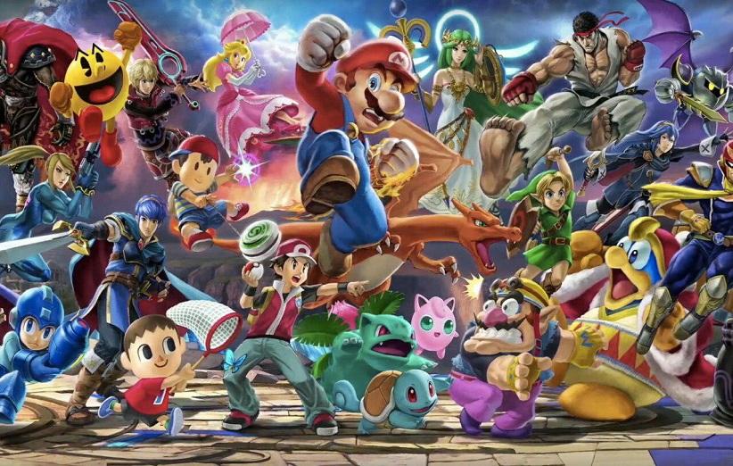 سه نسخهی مختلف برای بازی Super Smash Bros. Ultimate معرفی شدند - سرگرمی