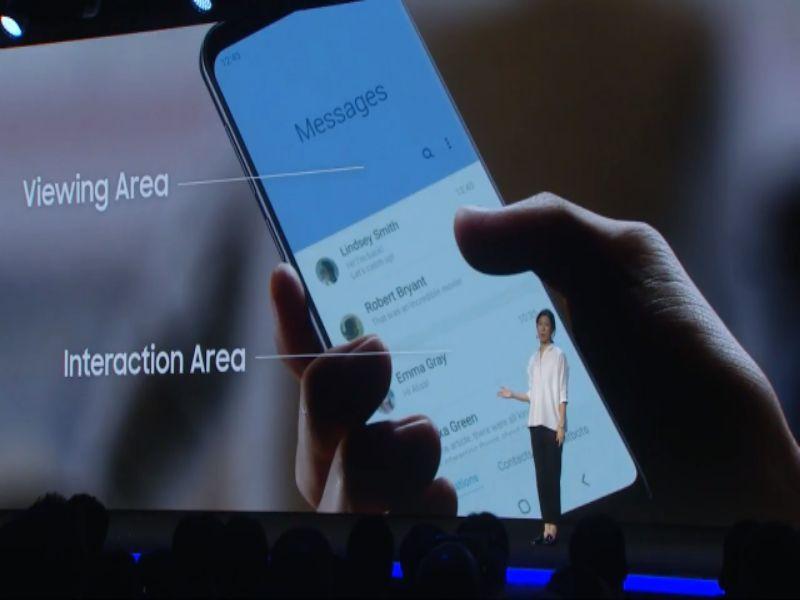 سامسونگ و رونمایی از صفحه نمایشهای انعطاف پذیر، One UI و صحبت درباره آینده Bixby