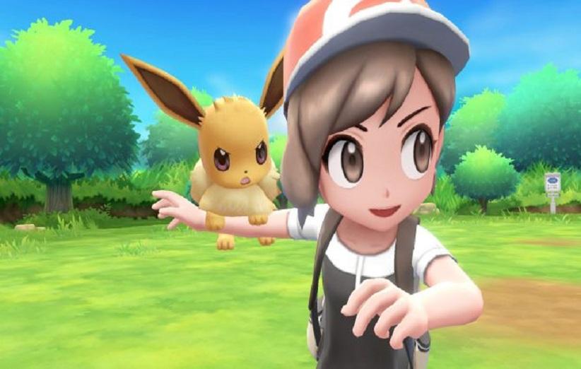 میزان فروش دو بازی جدید Pokemon Let's Go بر روی سوئیچ از سه میلیون نسخه گذشت