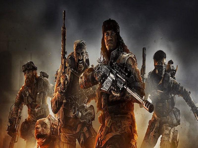 آپدیت تازهبازی Call of Duty: Black Ops 4