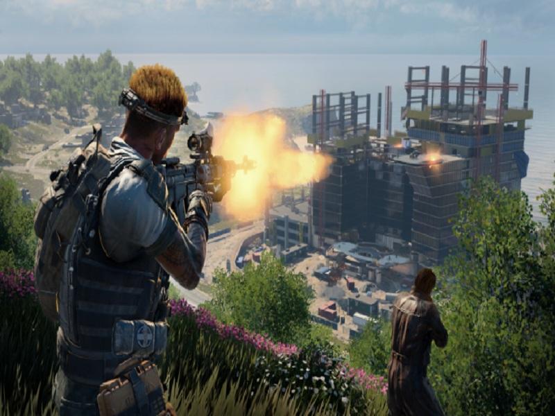آپدیت بزرگ بازی Call of Duty: Black Ops 4