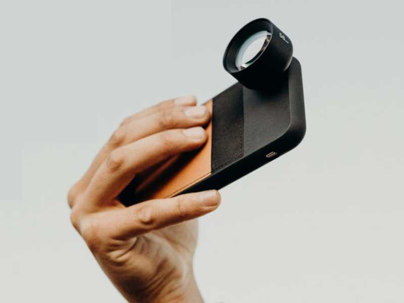 لنز جدید شرکت مومنت با فاصله کانونی 58 میلیمتر و زوم 4x- سرگرمی