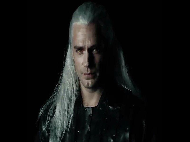 اولین تصویر رسمی هنری کویل در قالب نقش گرالت برای سریال The Witcher منتشر شد