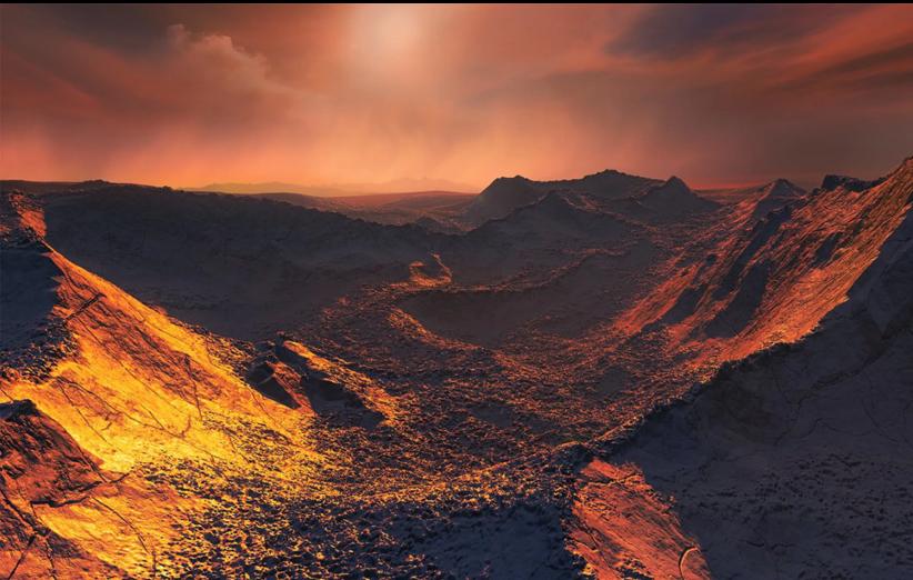 جذاب ترین سیارات فرامنظومهای (شمسی) در سال 2018 - سرگرمی