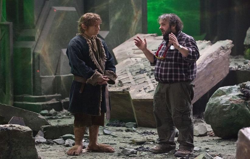 پیتر جکسون احتمالاً در نوشتن فیلمنامهی سریال ارباب حلقهها در مقام مشاور همکاری خواهد کرد