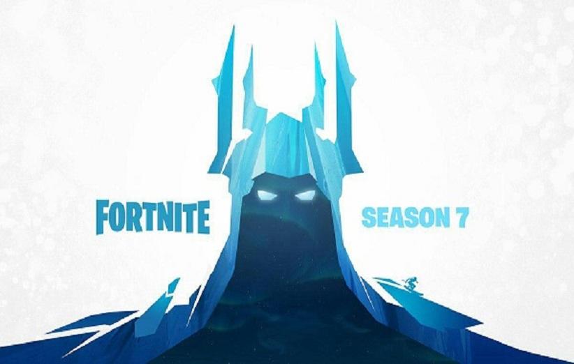 فصل هفتم بازی Fortnite